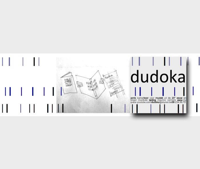 Ontwerp Logo Dudoka, juni 2010
