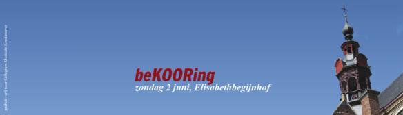 Duduka : BeKOORing op 2 jul 2013 te Gent