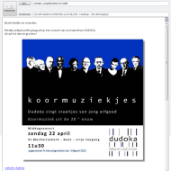 2012 04 22 Koormuziekjes Eflyer